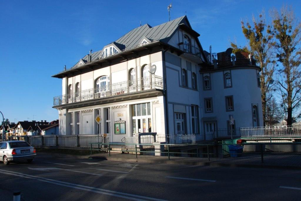 Dom kultury w Wapienicy