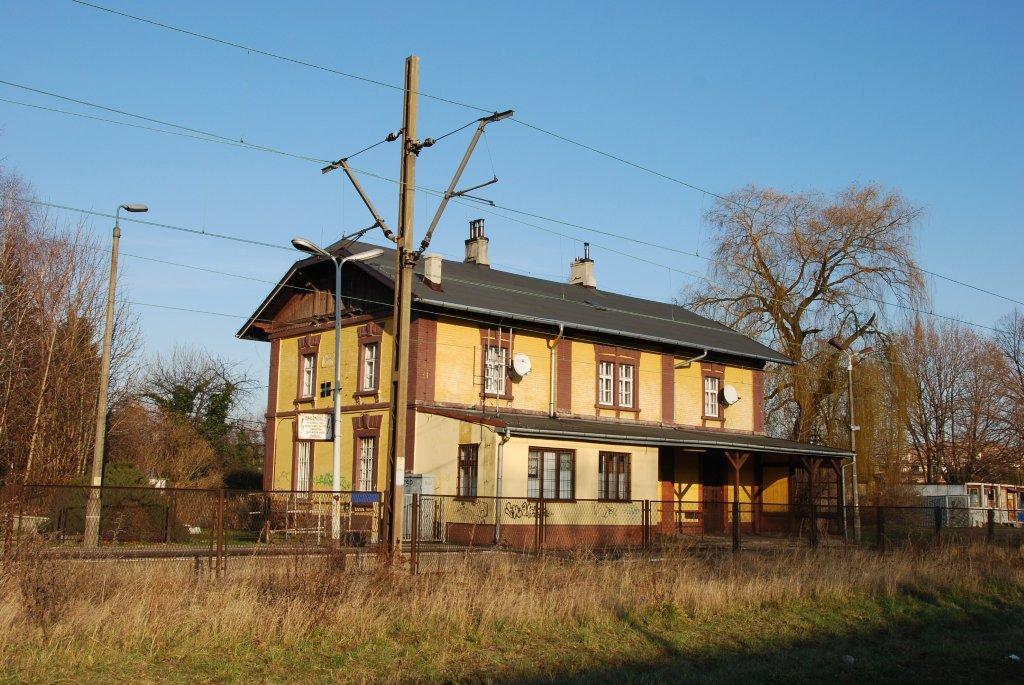 Stacja PKP Bielsko-Biała Wapienica